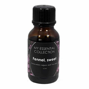 Fennel, Sweet Essential Oil 15ML