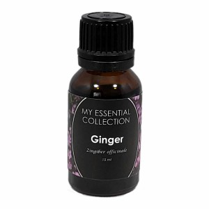 Ginger, Essential Oil 15ML